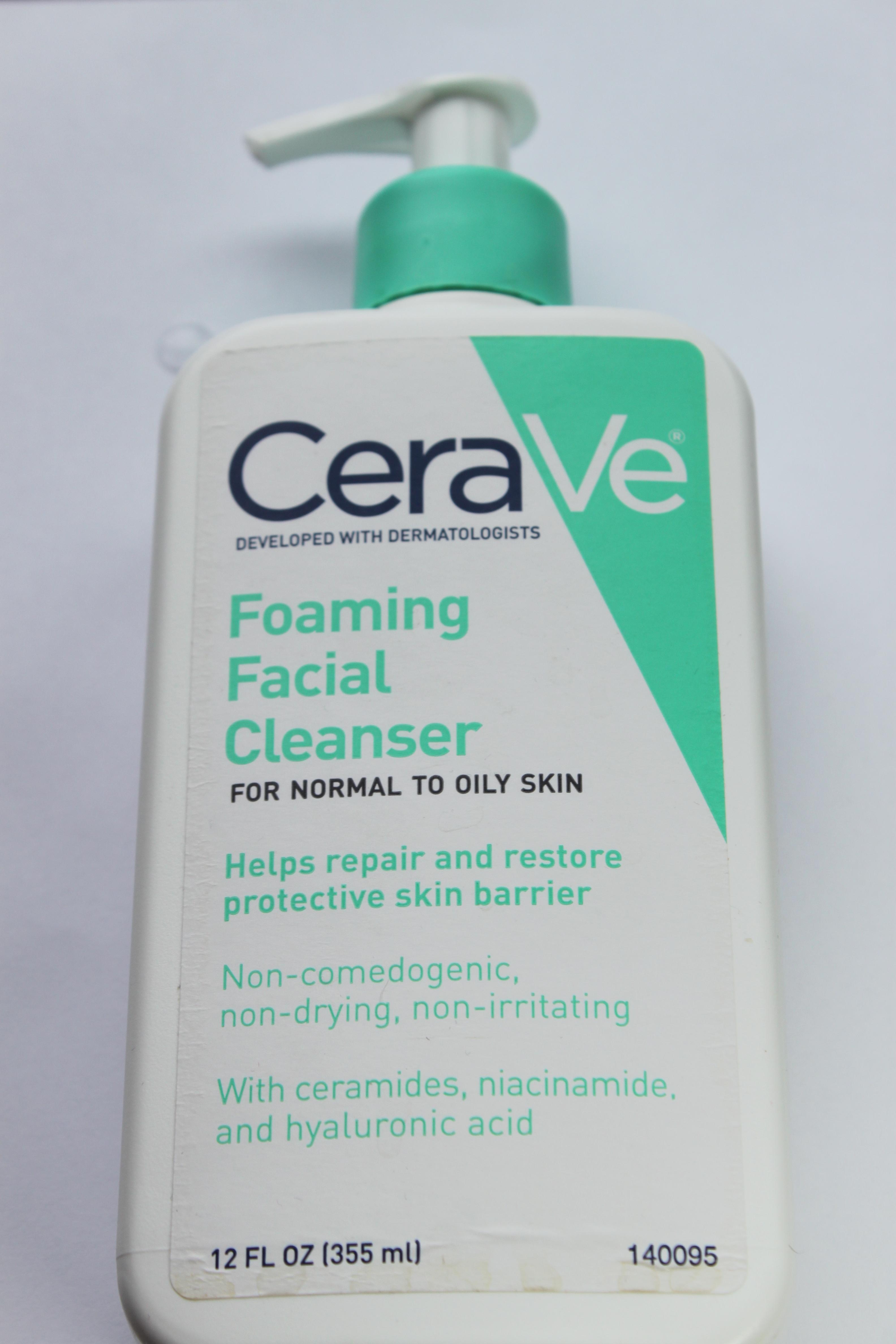 Alba facial cleanser ph level